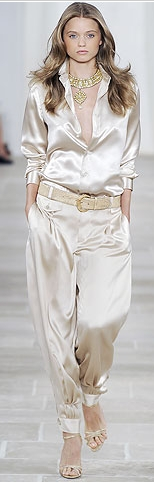 Ralph Lauren Spring 09 designs to sew