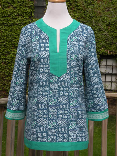 Project MyWay #22--Oma\'s Tunic
