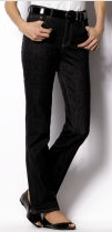 ralph-lauren-black-straight-leg-jean