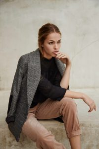 Tailored jacket from Joie Fall and Winter line