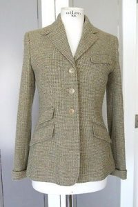 Example of a tailored sport coat type jacket
